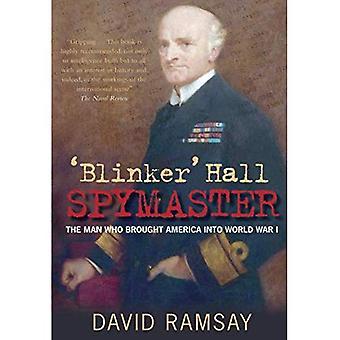 Espía de 'Luz intermitente Hall': el hombre que trajo a América en primera guerra mundial