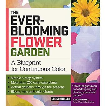 The Ever Blooming Flower Garden: A Blueprint for Continuous Color