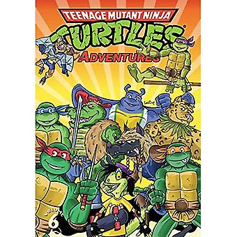 Teenage Mutant Ninja Turtles Adventures volym 6