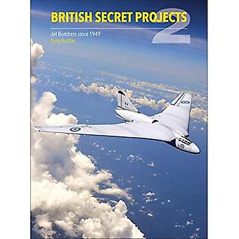 British: Jet Bombers Since�1949 (Secret Projects)