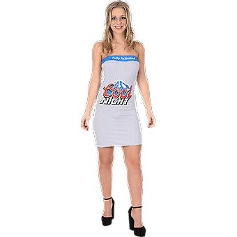 Orion Costumes Womens Novelty Cools Light Beer Can Fancy Dress Costume