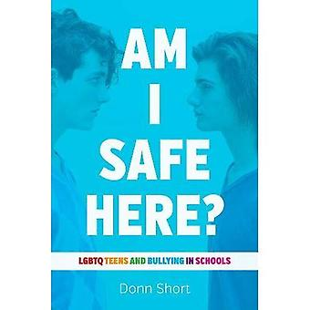 Am I Safe Here?: Lgbtq Teens and Bullying in Schools