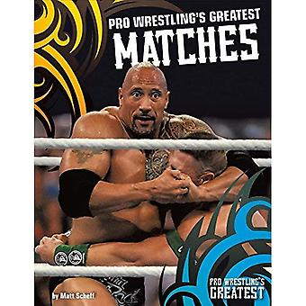 Pro Wrestling's Greatest Matches (Pro Wrestling's Greatest)