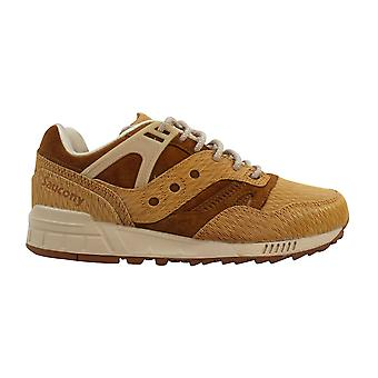 Saucony Grid SD HT Woodburn Tan/Brown S70351-1 Men's