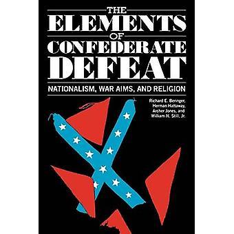 Elementene i konføderert nederlag ved Beringer & Richard E.