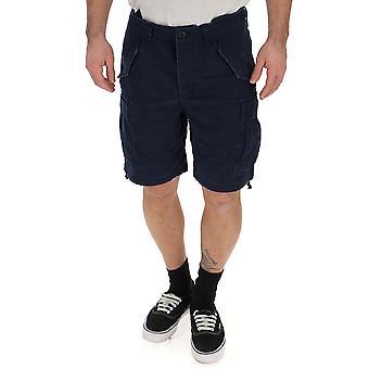Ralph Lauren Blue Denim Shorts