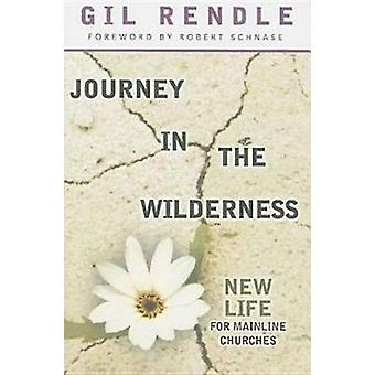 Journey in the Wilderness New Life for Mainline Churches by Rendle & Gil