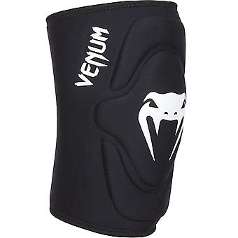 Venum Kontact MMA BJJ Slip On Knee Pads - Black