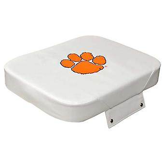 Clemson University 35 Qt Premium Cooler Cushion - White