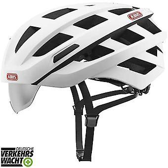 Abus in Vizz ascent bike helmet / / polar matte