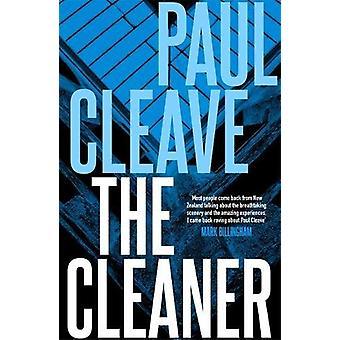Siivooja Paul Cleave-9781473664586 kirja