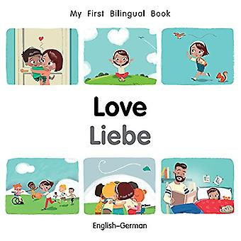 My First Bilingual Book-Love (English-German) by Milet Publishing - 9