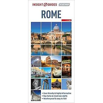 Insight Guides Flexi Map Rome - 9781786719263 Book