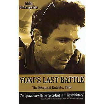 Yonis Last Battle by Ido Netanyahu