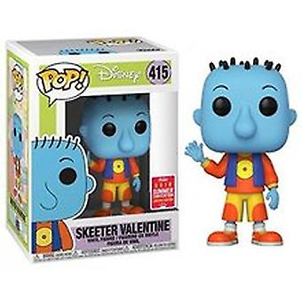 Funko Pop Skeeter Valentine 2018 lato Konwencji Exclusive + Pop Protector