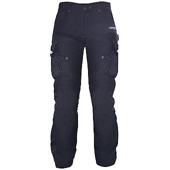 Oxford Black Montreal 2.0 - Short Womens Motorcycle Waterproof Pants