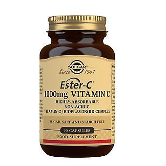 Solgar Ester-C 1000mg Vitamine C Capsules 90 (16987)