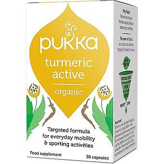 Pukka Turmeric Active Capsules 60