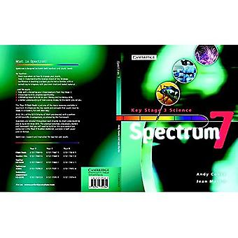 Spectrum Year 7 Class Book (Spectrum Key Stage 3 Science)