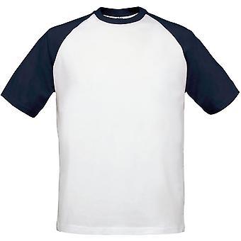 B&C Collection - B&C Baseball Ringer - Mens T-Shirt