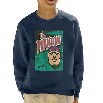 The Phantom Face Logo Kid's Sweatshirt