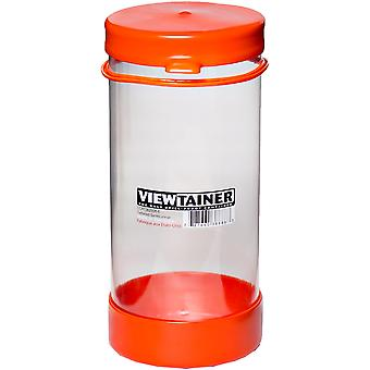 Viewtainer Tethered Cap Storage Container 3.625