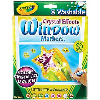 Crystal Effects Fenster Marker 8 Pkg 58 8174