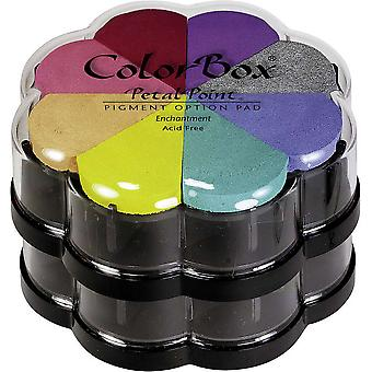 Colorbox Pigment Petal Point Option Pad 8 Colors Enchantment 080000 08002