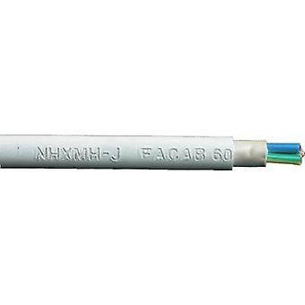 Sheathed cable NHXMH-J 3 G 2.50 mm² Grey Faber Kabel
