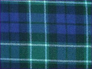 Graham of Menteith, Modern - Pure Wool Tartan