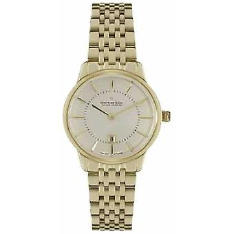 Dreyfuss Womens Gold PVD Plated DLB00136/03 Watch