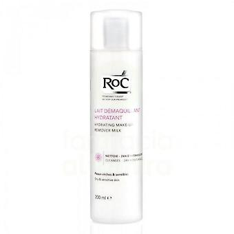 Roc Dried Milk Cleanser 200 Ml (Woman , Cosmetics , Skin Care , Facial Cleansing)