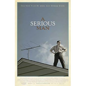 A Serious Man Movie Poster (11 x 17)