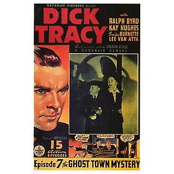Dick Tracy Movie Poster (11 x 17)
