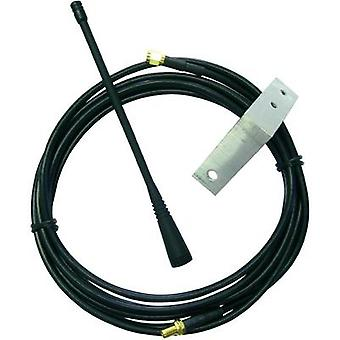 TRL Funksysteme 60802 SMA Antenna With 3 M Antenna Cable