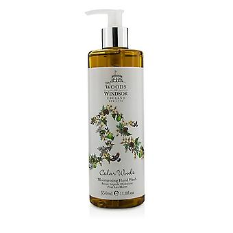 Woods Of Windsor Cedar Woods Moisturising Hand Wash 350ml/11.8oz