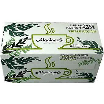 Algologie Algues Infusions Triple action 30Sobres (Ref.400) (Herboristerie , Infusions)