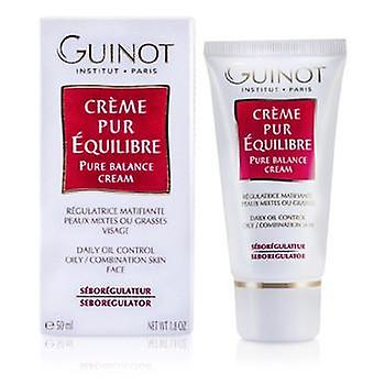 Guinot Pure Balance Cream - Daily Oil Control (For Combination or Oily Skin) - 50ml/1.7oz