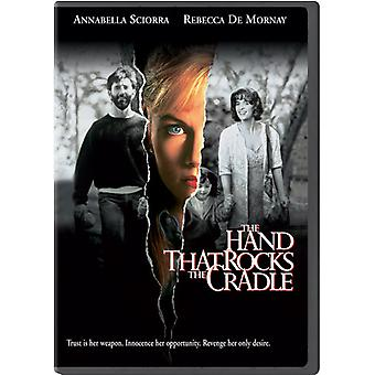 Hand That Rocks the Cradle [BLU-RAY] USA import