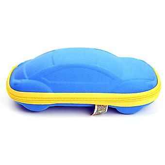 Baby Banz Sunglass Case - Blue Car