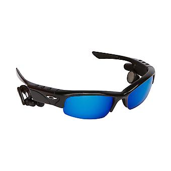 New SEEK Replacement Lenses for Oakley THUMP PRO Clear Blue Mirror