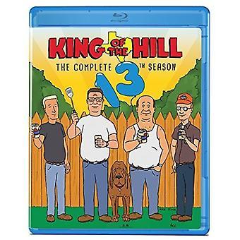 Herren på täppan: säsong 13 [Blu-ray] USA import