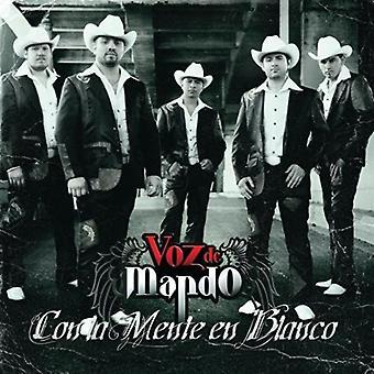 VOZ De Mando - Con La believed da Blanco [CD] USA import