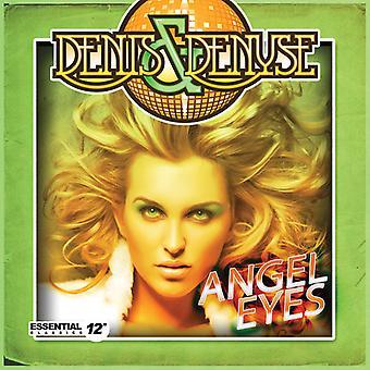 Denis & Denyse - Angel Eyes [DVD] USA import