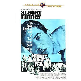 Night Must Fall [DVD] USA import