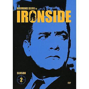 Ironside: Season 2 importação EUA [DVD]