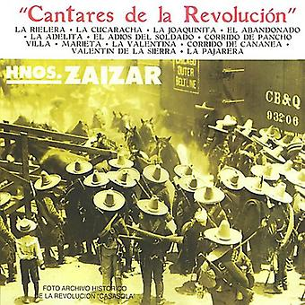 Hermanos Zaizar - Cantares De La Revolucion [CD] USA import
