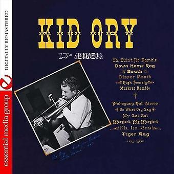 Kid Ory - Kid Ory-Live [CD] USA importeren