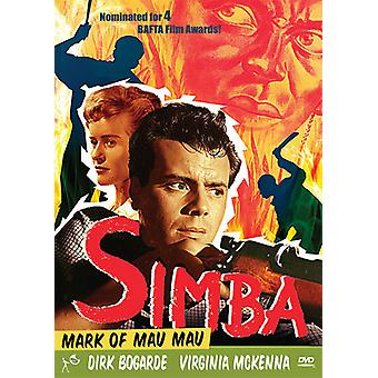 Simba [DVD] USA import