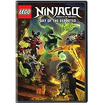 LEGO Ninjago: Tag des verstorbenen [DVD] USA import